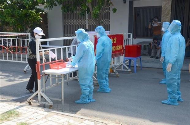 Ciudad vietnamita de Da Nang se declara lista para las elecciones nacionales hinh anh 2
