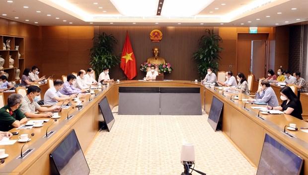 Respaldan a provincias vietnamitas de Bac Giang y Bac Ninh en la lucha contra el COVID-19 hinh anh 1