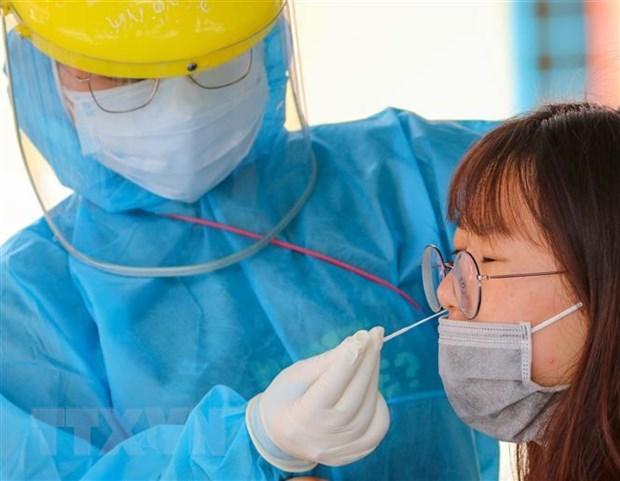 COVID-19: Otros 30 nuevos casos confirmados hoy en Vietnam hinh anh 1