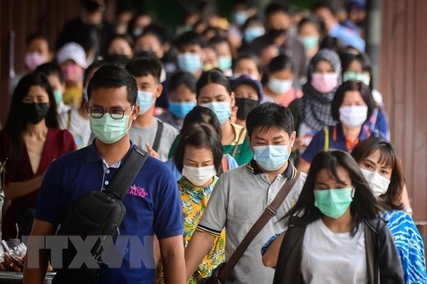 Economia tailandesa se contrajo 2,6 por ciento en el primer trimestre hinh anh 1