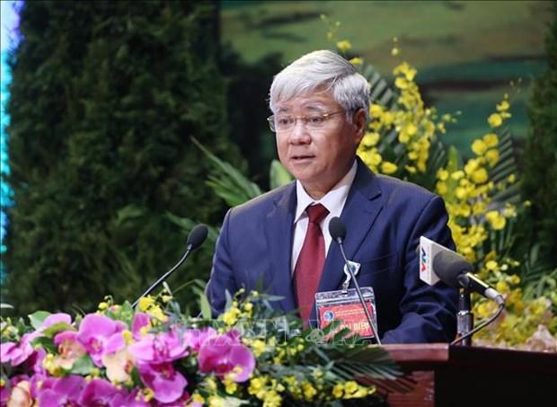 Extienden mejores deseos a comunidad budista en Vietnam con motivo del Vesak hinh anh 2