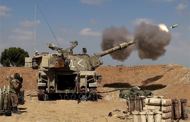 Vietnam condena ataques contra civiles en el conflicto palestino-israeli hinh anh 1