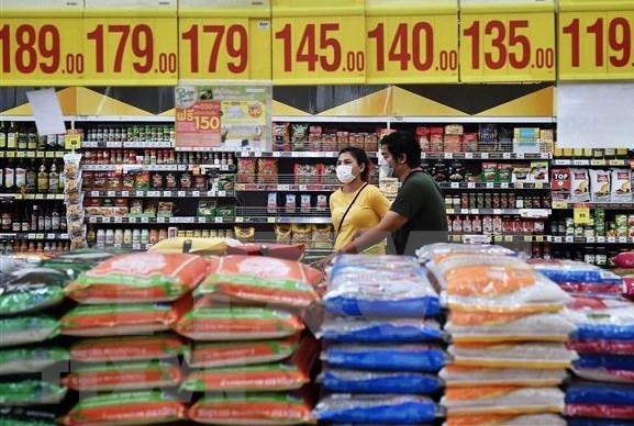 Filipinas reduce aranceles de importacion de arroz y carne de cerdo hinh anh 1