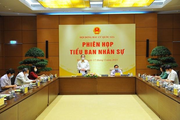 Piden coordinacion estrecha para resolver problemas relativos a elecciones hinh anh 1