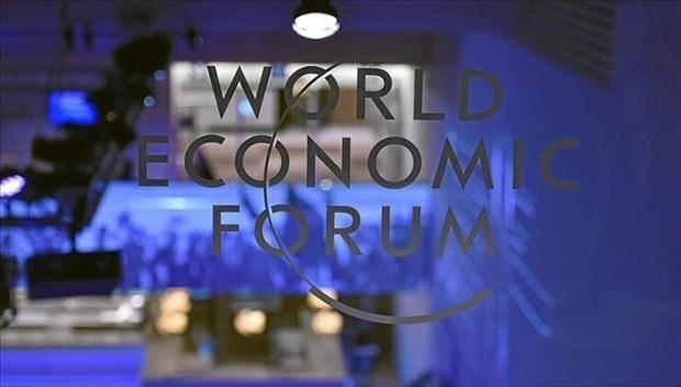 Posponen cumbre anual del Foro Economico Mundial en Singapur por COVID-19 hinh anh 1