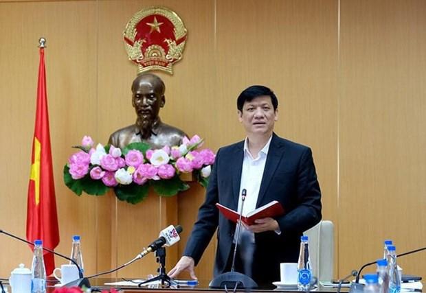 Piden asegurar implementacion de medidas de distanciamiento social en Vietnam hinh anh 2
