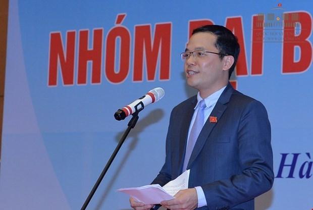 Vietnam asiste al Foro virtual de Jovenes Parlamentarios de la 142 Asamblea General de la Union Interparlamentaria hinh anh 1