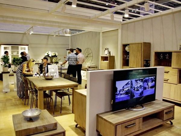Vietnam se convierte en el mayor exportador de muebles a Estados Unidos hinh anh 1