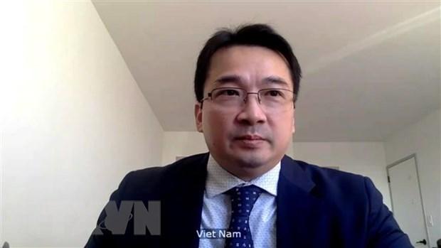 Vietnam aboga por el buen uso de las nuevas tecnologias hinh anh 1