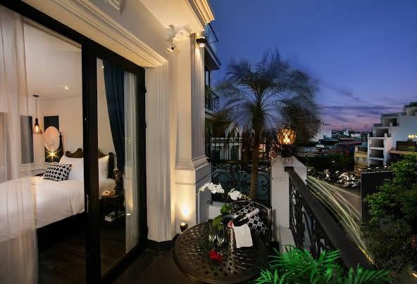 Cuatro hoteles en Hanoi con mejor terraza del mundo, segun TripAdvisor hinh anh 4