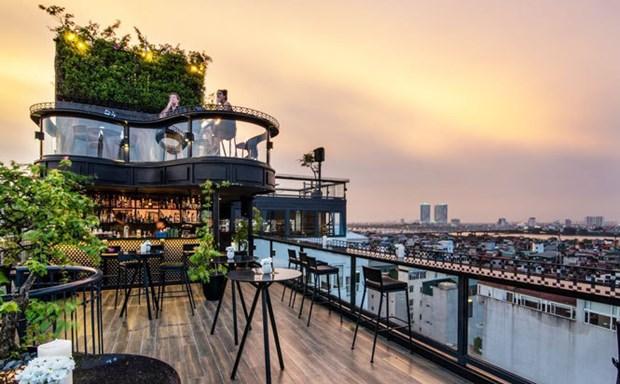 Cuatro hoteles en Hanoi con mejor terraza del mundo, segun TripAdvisor hinh anh 1