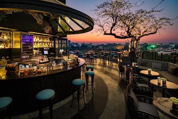 Cuatro hoteles en Hanoi con mejor terraza del mundo, segun TripAdvisor hinh anh 2