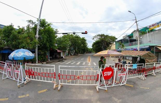 Piden asegurar implementacion de medidas de distanciamiento social en Vietnam hinh anh 1