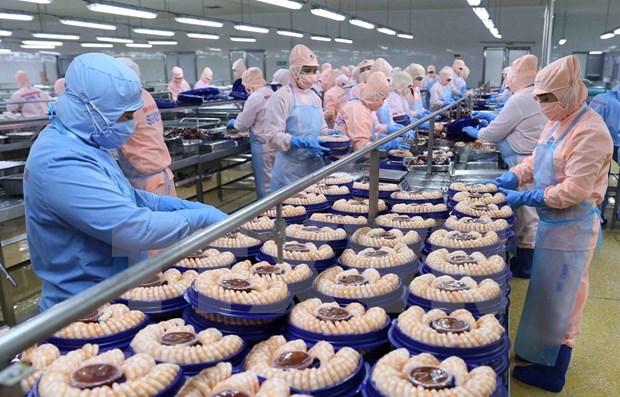 Vietnam aprovecha oportunidades de tratados de libre comercio para promover exportaciones de productos pesqueros hinh anh 1