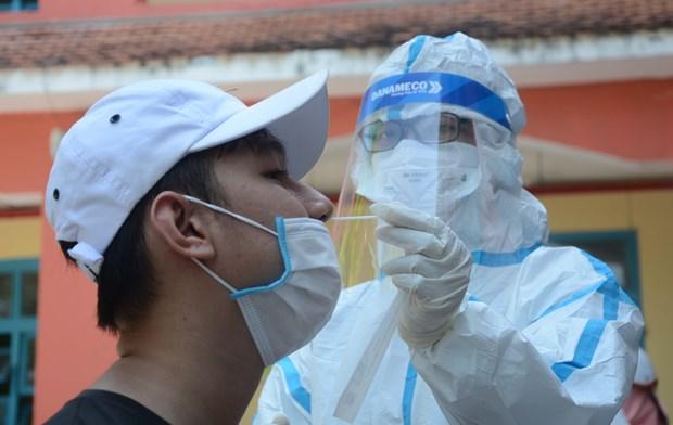 COVID-19: Reporta Vietnam 85 casos nuevos por transmision local hinh anh 1
