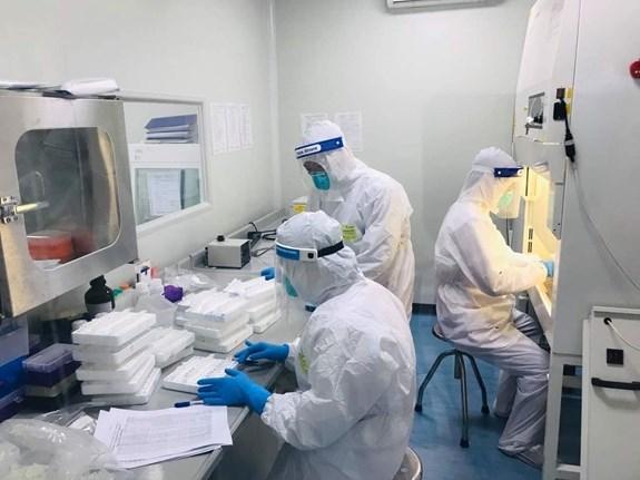 Establecen hospitales de campana en provincias vietnamitas de Bac Ninh y Bac Giang hinh anh 1