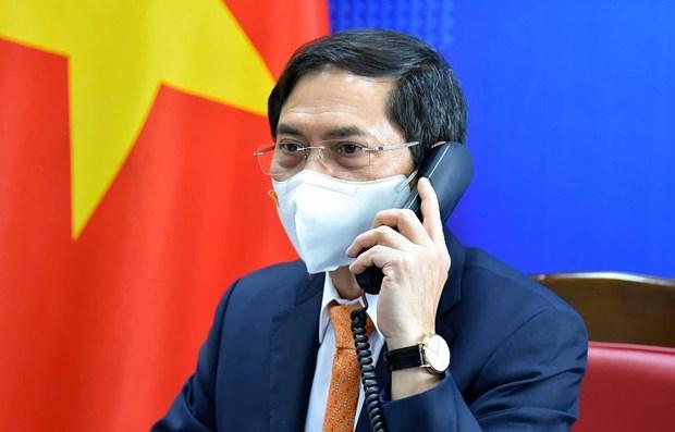 Vietnam y Tailandia debaten medidas de promocion comercial hinh anh 1