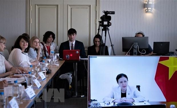 Vietnam coopera con la UEE en garantia de seguridad alimentaria hinh anh 2