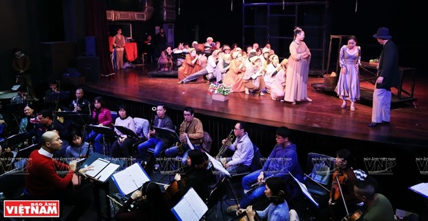 Hanoi Voices – espacio musical para amigos internacionales hinh anh 1