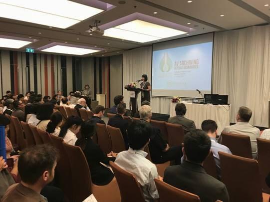 Celebraran en Vietnam la 25 Conferencia de la Asociacion de Archivos Audiovisuales del Sudeste de Asia-Pacifico hinh anh 1