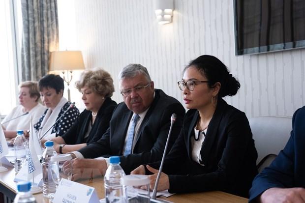 Vietnam coopera con la UEE en garantia de seguridad alimentaria hinh anh 1