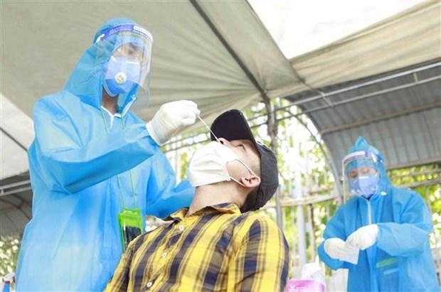 Vietnam: 30 nuevos casos del COVID-19 por contagio comunitario hinh anh 1
