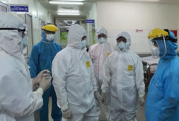 Vietnam registra otra victima fatal por COVID-19 hinh anh 1