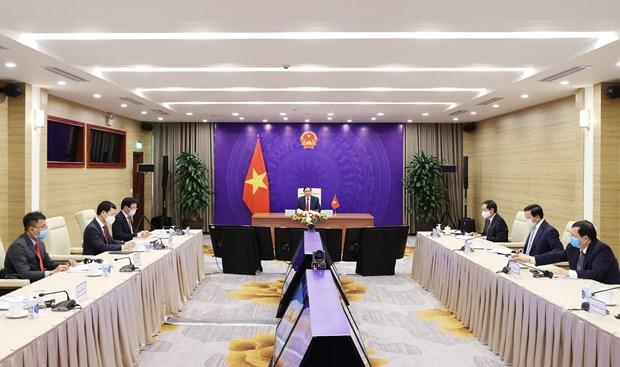 Vietnam aboga por un continente asiatico mas pacifico y desarrollado en etapa pos-COVID-19 hinh anh 2