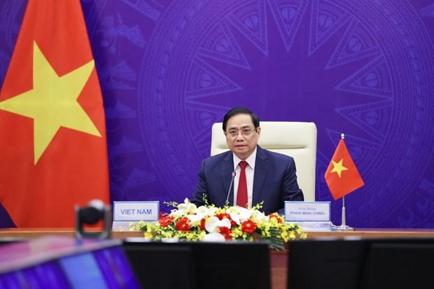 Vietnam aboga por un continente asiatico mas pacifico y desarrollado en etapa pos-COVID-19 hinh anh 1