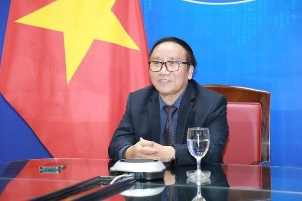 Coloquio poetico elogia pensamiento y personalidad de Presidente Ho Chi Minh hinh anh 1
