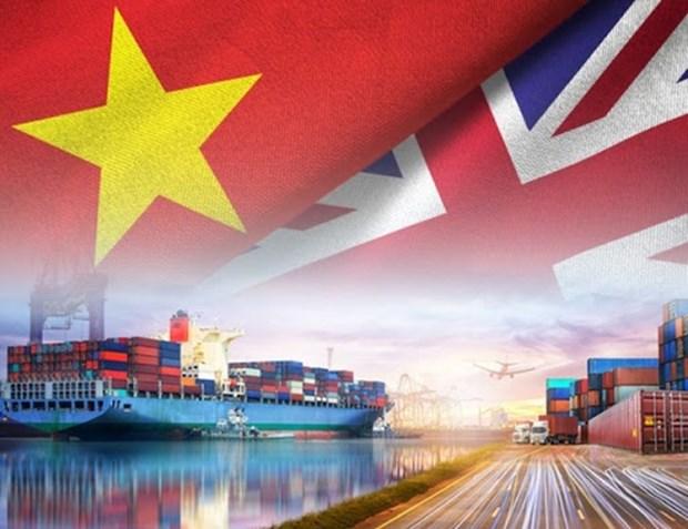Aprueban plan de implementacion de tratado de libre comercio entre Vietnam y Reino Unido hinh anh 1