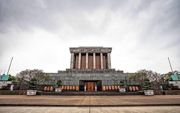 Mausoleo de Ho Chi Minh registra 60 millones de visitas de turistas nacionales y extranjeros hinh anh 1