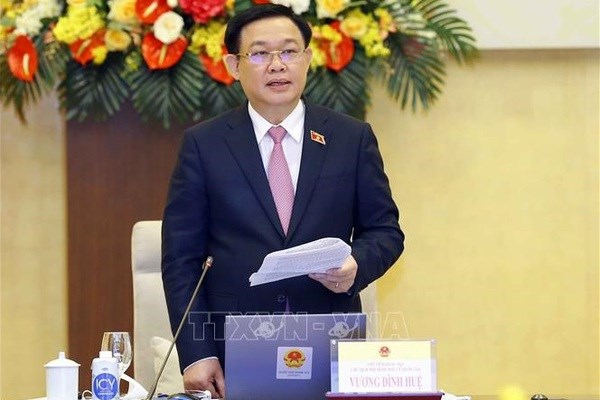 Llaman a participacion de todos los electores en los comicios generales de Vietnam hinh anh 1