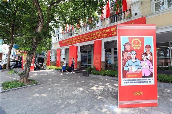 Llaman a participacion de todos los electores en los comicios generales de Vietnam hinh anh 2