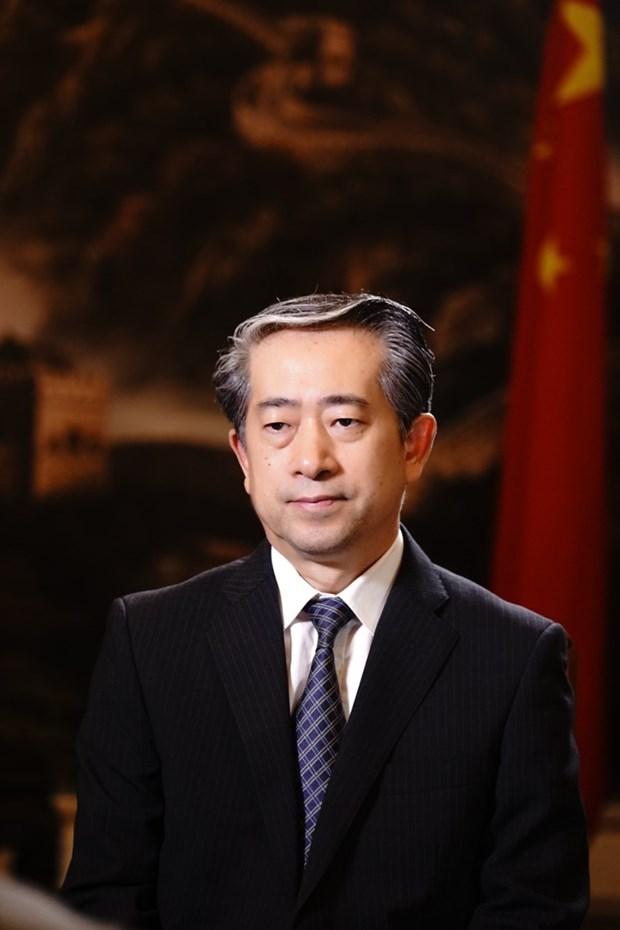 Embajador chino valora preparacion de elecciones de Vietnam hinh anh 1