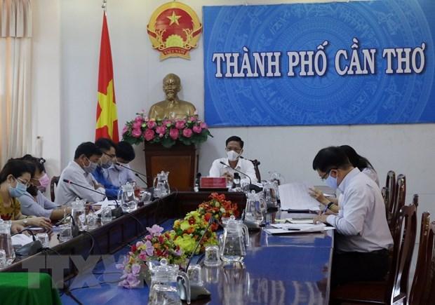 Ciudad vietnamita agiliza nexos con prefectura japonesa de Hiroshima hinh anh 1