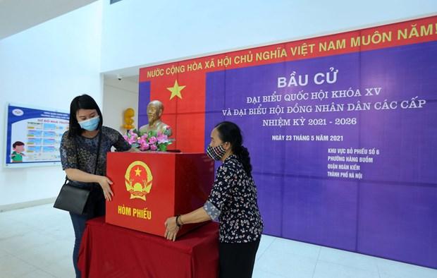Embajador chino valora preparacion de elecciones de Vietnam hinh anh 2