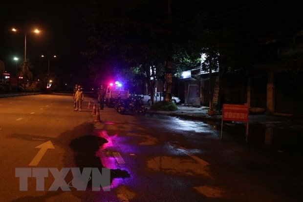 Provincia vietnamita de Hai Duong endurece medidas antiepidemicas para garantizar seguridad de elecciones hinh anh 2