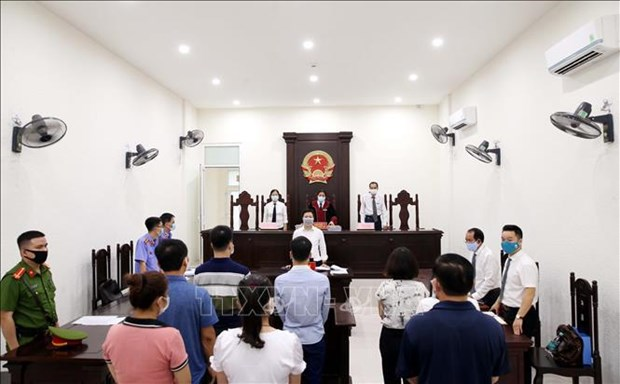 Condenan a responsables de migracion ilegal de vietnamitas a Corea del Sur hinh anh 1