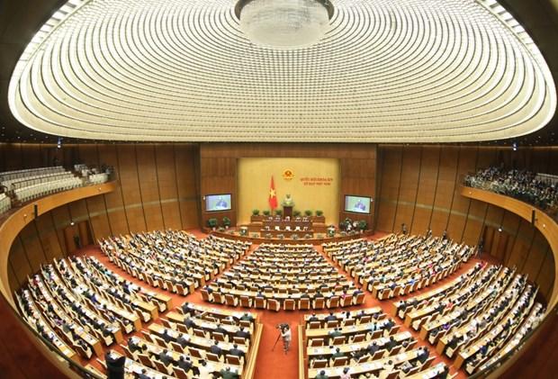 Valoran papel del Parlamento de Vietnam para el desarrollo nacional hinh anh 1