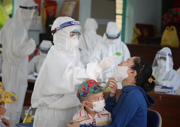 Confirma Vietnam 58 casos locales de COVID-19 hinh anh 1