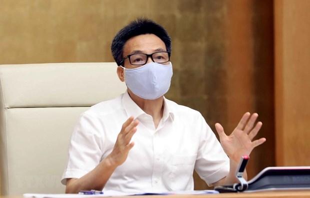 Piden reanudar operaciones de empresas libres de riesgo de infeccion en Vietnam hinh anh 1