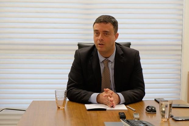 Vietnam celebrara con exito las elecciones legislativas, afirma embajador israeli hinh anh 1