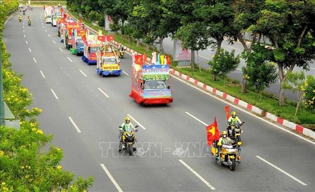 Vietnam celebrara con exito las elecciones legislativas, afirma embajador israeli hinh anh 2