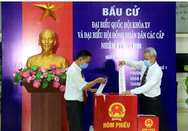 Vietnam, punto brillante sobre el equilibrio en la composicion de legisladores hinh anh 2