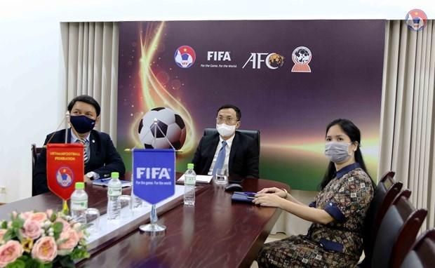 Delegada vietnamita elegida como miembro de la Comision Disciplinaria de la FIFA hinh anh 1