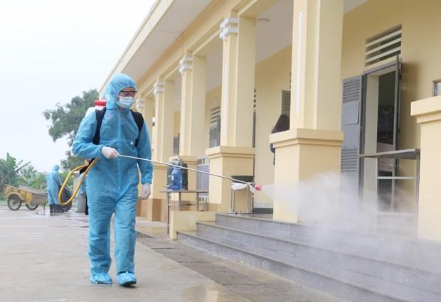 COVID-19: Vietnam reporta otros 31 contagios comunitarios hinh anh 1