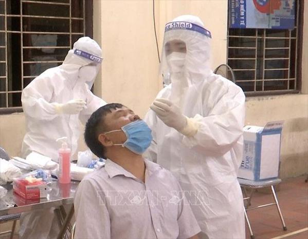 Vietnam confirma 22 nuevos casos del COVID-19 hinh anh 1
