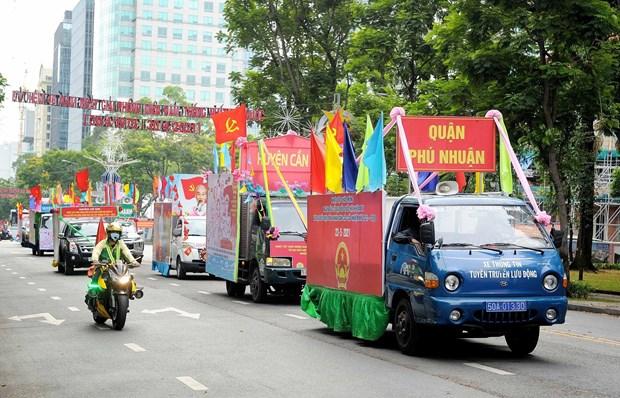 Experto singapurense destaca importancia del nuevo Parlamento de Vietnam para el desarrollo nacional hinh anh 2