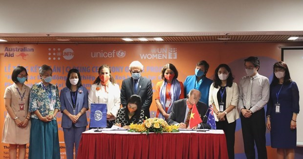 Australia apoya a Vietnam a eliminar violencia contra mujeres y ninos hinh anh 2